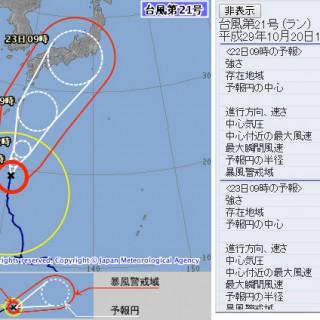 taifu21